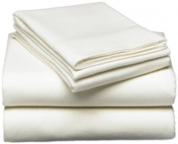 Pinzon 160-Gram Solid Flannel Sheet Set