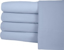 Shavel Micro Flannel Sheet Set, Twin